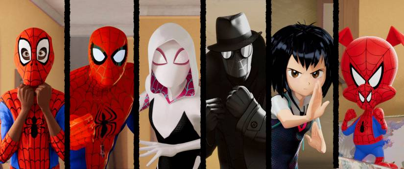 spiderverse cast