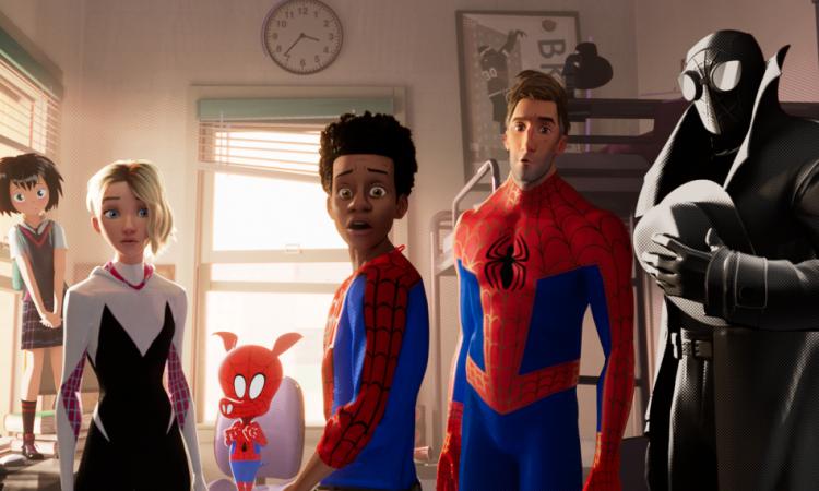 Spider-Verse Cast