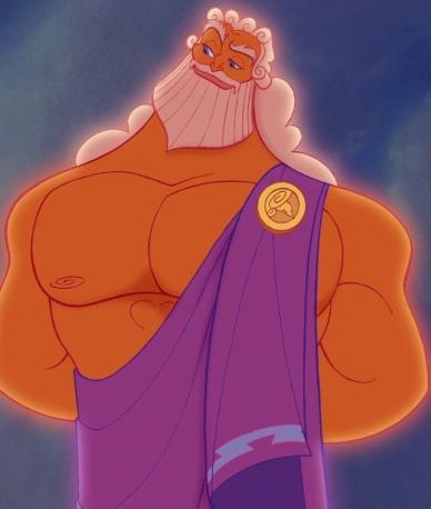 Disney Zeus