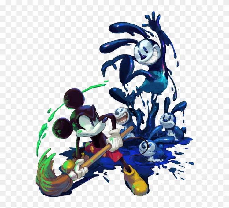 Epic Mickey - Epic