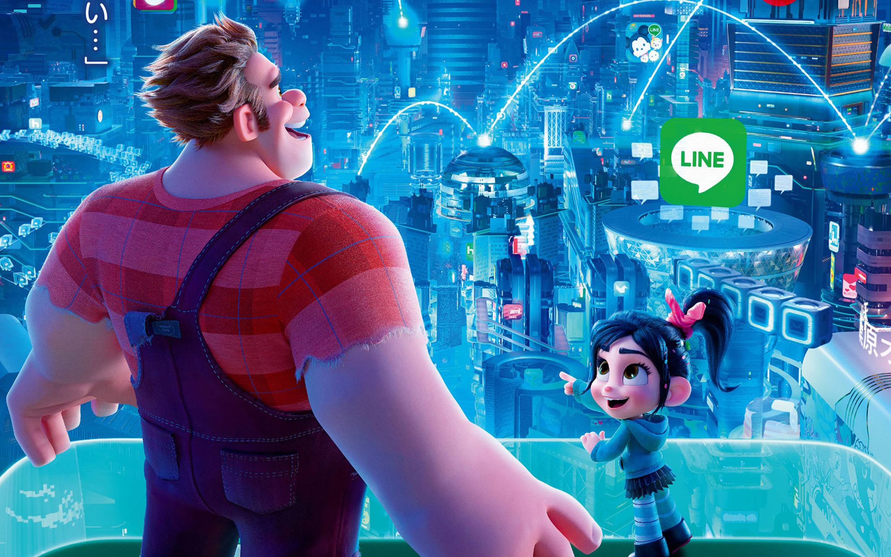 ralph-breaks-the-internet-wreck-it-ralph-2-chinese-poster-zm-2880x1800
