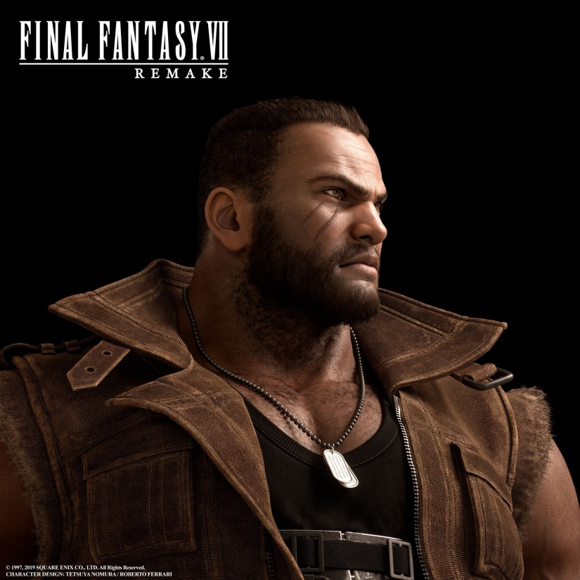 Barret Wallace Remake